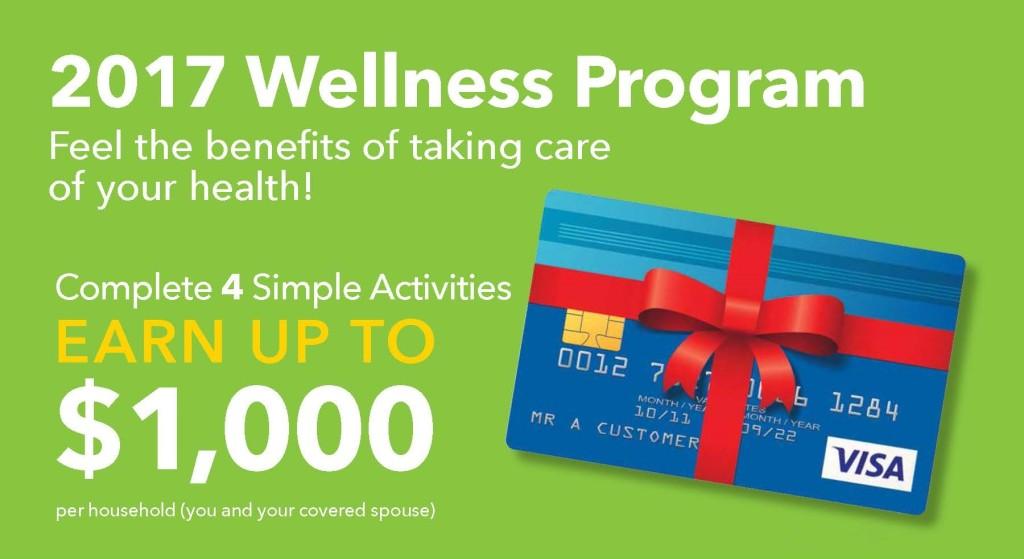 2017 Wellness Program