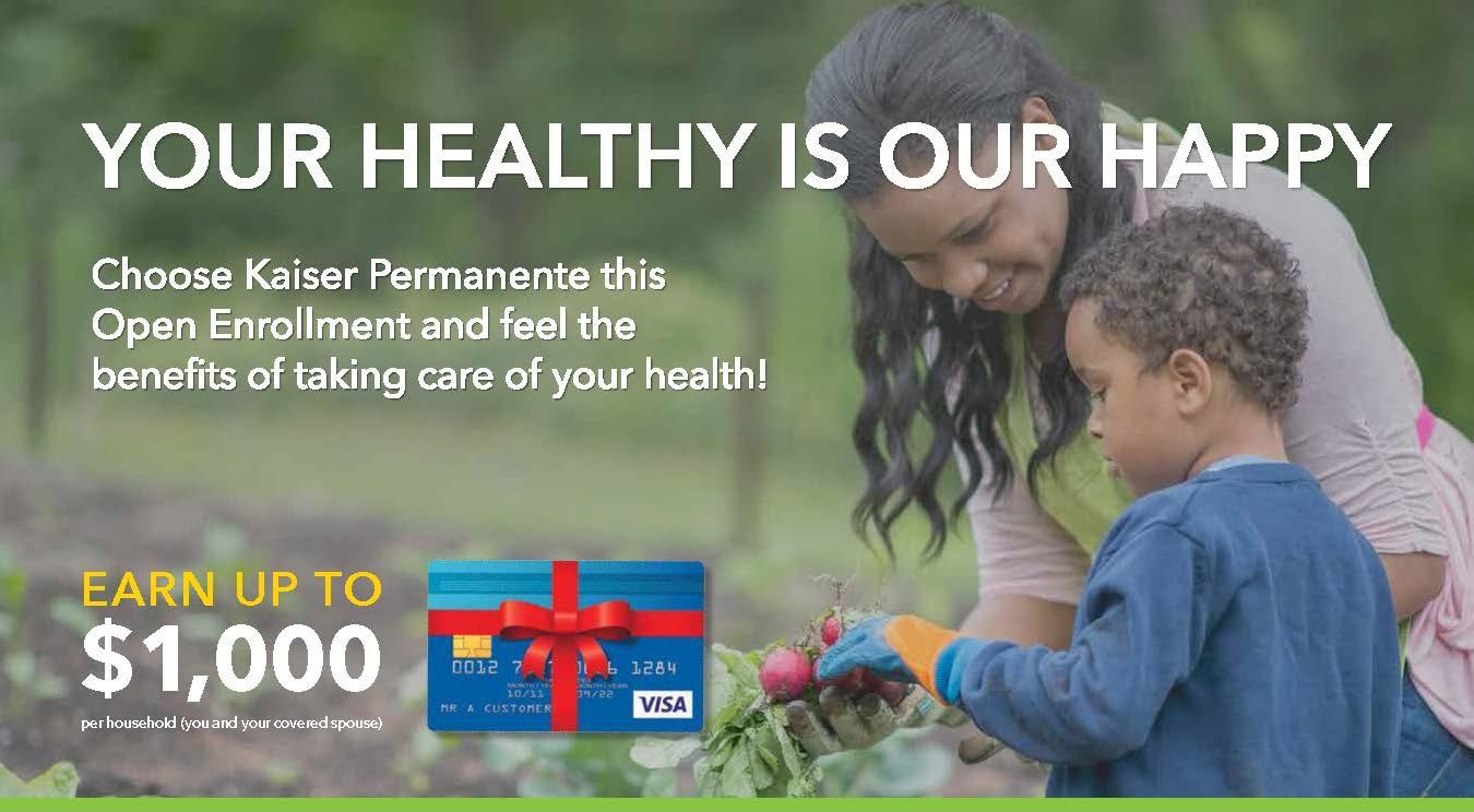Kaiser Permanente® | 2018 Wellness Program | State Health